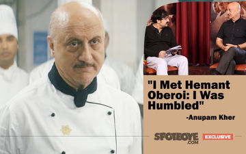 Anupam Kher Talks About The Horrific 26/11 Attack, Taj Chef Hemant Oberoi And Hotel Mumbai- EXCLUSIVE