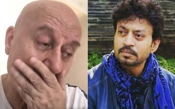 Irrfan Khan Demise: Anupam Kher Breaks Down As He Says 'Awful And Frightening To Talk About Him In Past Tense'- VIDEO