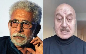 Anupam Kher REACTS To Naseeruddin Shah's 'Clown' Jibe, 'The Substances You've Consumed, Have Clouded Your Judgement'