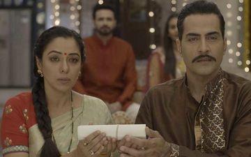 Anupamaa SPOILER ALERT: Babuji's Decision Of Adding Anupamaa's Name To The Will Leaves Vanraj Furious