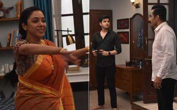 Rupali Ganguly AKA Anupamaa Takes Online Dance Classes, Furious Vanraj Breaks Her Ghungroo; Says He Won't Tolerate His Wife Dancing
