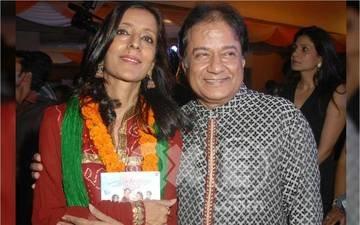 Anup Jalota's Wife Passes Away