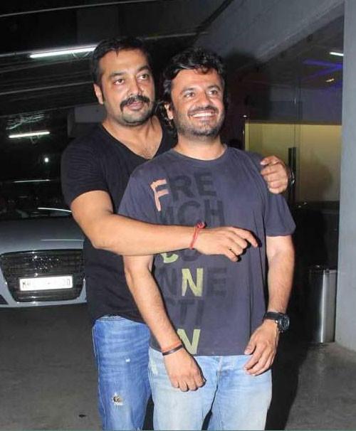 Anurag Kashyap And Vikas Bahl