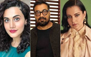Anurag Kashyap Reveals Playing A Peacemaker Between Kangana Ranaut And Taapsee Pannu