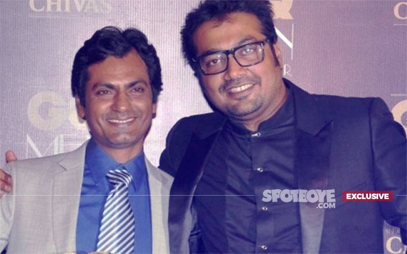 CONTROVERSY BE DAMNED: Anurag Kashyap Stands By Good Friend Nawazuddin Siddiqui