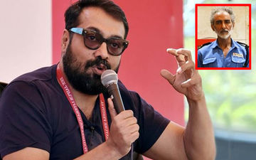 "Anurag Kashyap On Black Friday Actor Savi Sidhu Working As A Watchman: ""Proud Of Him, He Will Have To Help Himself"""