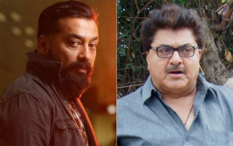 Anurag Kashyap Gets Into A Nasty Fight With Ashoke Pandit Over His 'Daughter Rape Threat' Tweet To PM Modi