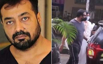 Anurag Kashyap Leaves Versova Police Station After Almost 8 Hours Of Questioning In Payal Ghosh's #Metoo Case Against Him- VIDEO