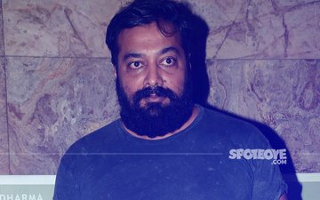 Has Anurag Kashyap Quit His Company Phantom Or Split With Girlfriend Shubhra Shetty?