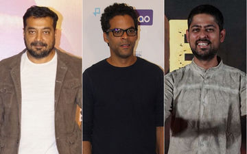 Anurag Kashyap, Vikramaditya Motwane And Varun Grover Will Continue To Work On Netflix's Sacred Games 2