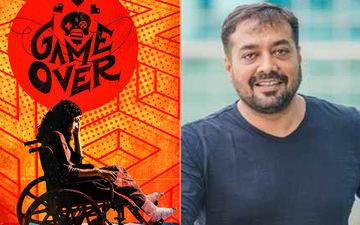 तापसी पन्नू की तमिल फिल्म 'गेम ओवर' का हिंदी रीमेक बनाएंगे निर्देशक अनुराग कश्यप, पढ़ें पूरी खबर
