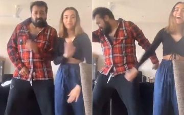 Anurag Kashyap Matches Steps With Daughter Aaliyah In Crazy TikTok Videos; Says 'OMG Things That She Makes Me Do'-WATCH