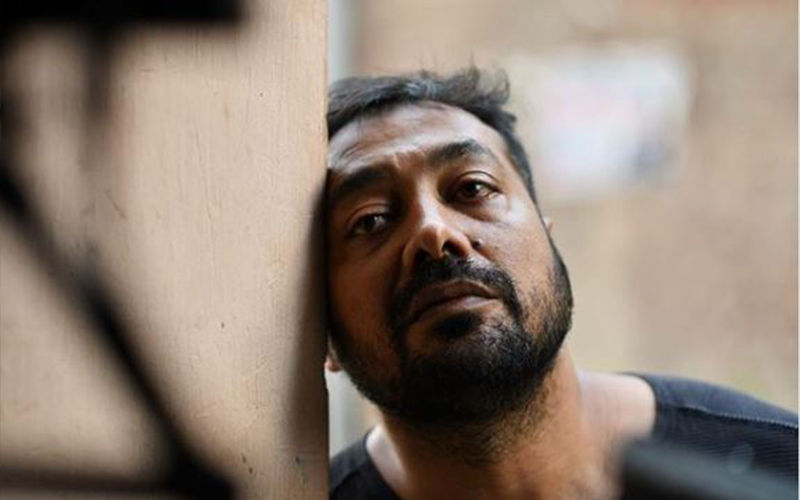 Anurag Kashyap Receives Death Threat On Social Media, Mumbai Police Jumps To His Rescue
