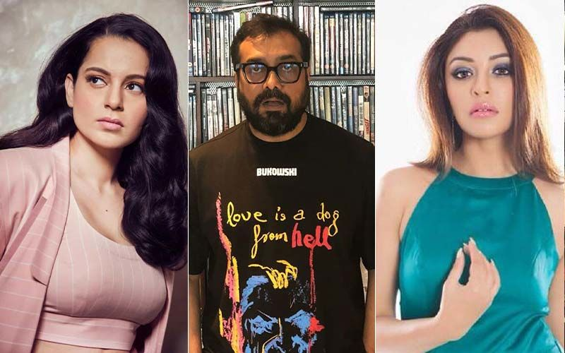 Kangana Ranaut Alleges 'Anurag Kashyap Is Very Capable' Of Sexually Harassing Payal Ghosh; Says Bollywood Treats 'Outsider Girls' Like A 'Sex Worker'