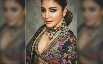 5 Make-Up Looks Of Anushka Sharma To Steal For Your Wedding