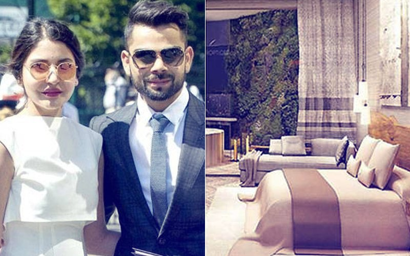 INSIDE PICS: Virat-Anushka's Swanky 5 BHK House Overlooking The Arabian Sea