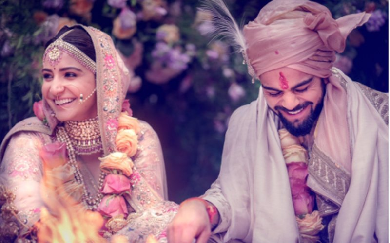Virat-Anushka Announce To The World: 'We Have Promised To Be BOUND IN LOVE Forever'