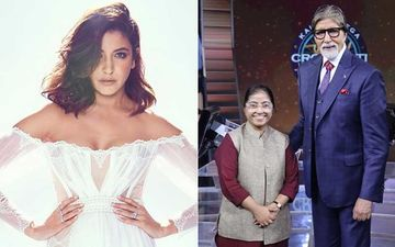 Kaun Banega Crorepati 11: Anushka Sharma Hails Amitabh Bachchan's KBC For Highlighting Rape Survivor Sunita Krishnan's Story