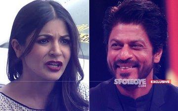 Anushka Sharma: NEVER Said That Shah Rukh Khan Cannot Act!