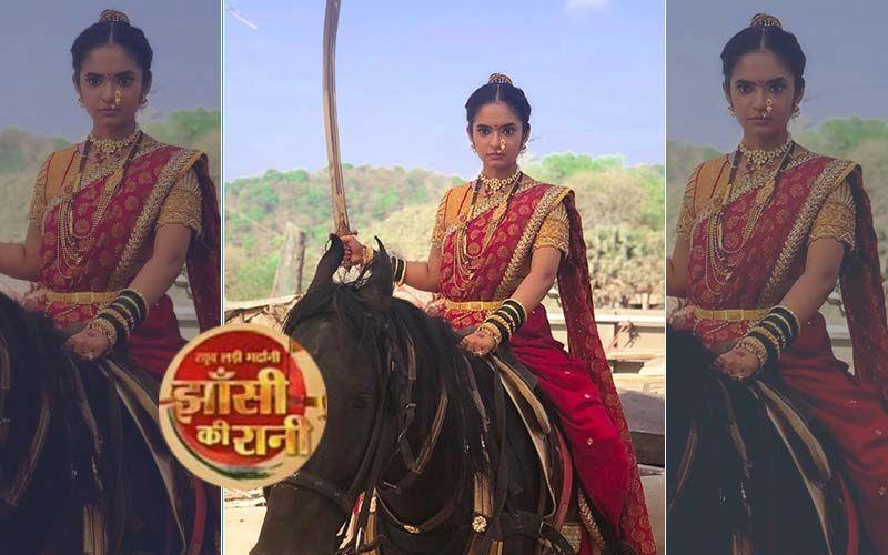 Anushka Sen's Jhansi Ki Rani To Go Off Air Next Month?