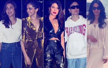 STUNNER OR BUMMER: Anushka Sharma, Deepika Padukone, Priyanka Chopra, Kareena Kapoor Or Mallika Sherawat?