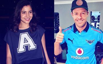 Anushka Sharma Has A Special Message On AB De Villiers' Retirement