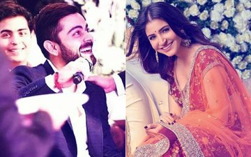 WEDDING VIBES: Virat Kohli Is Already Grooving To Anushka Sharma's 'Tunes'!