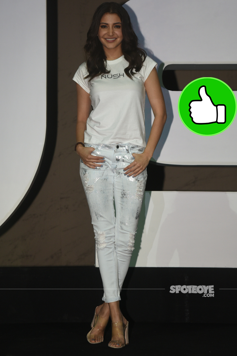 anushka sharma at the launch of her clothing store