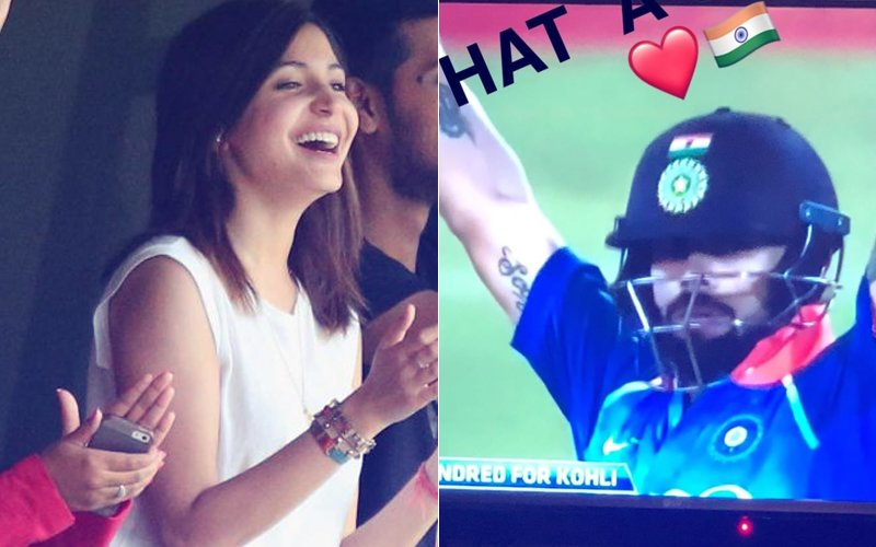 Virat Kohli Remembers Anushka Sharma In His VICTORY SPEECH: My Wife Has Been CRITICIZED A Lot But...