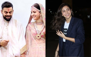 Anushka Sharma Jets Off To Australia To Join Husband Virat Kohli For Their First Wedding Anniversary