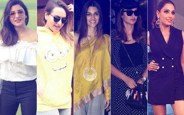 STUNNER OR BUMMER: Anushka Sharma, Sonakshi Sinha, Kriti Sanon, Ileana D'Cruz Or Bipasha Basu?