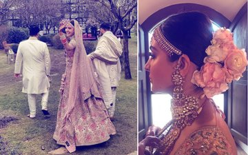 Anushka Sharma's WEDDING DRESS: Meet The UNCONVENTIONAL Bride Who DITCHED RED!