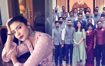इंडियन क्रिकेट टीम के साथ फोटो में नजर आने के बाद ट्रोल हुई अनुष्का ने ऐसे दिया जवाब