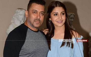 Anushka Sharma Under Hot Consideration Opposite Salman Khan In His Eid 2020 Film