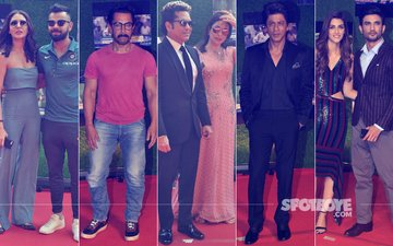 Bollywood Stars & Cricketers Attend The Premiere Of Sachin: A Billion Dreams