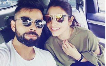 Virat Kohli Announces His 'Love' For Anushka Sharma On Instagram