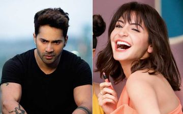Anushka Sharma Trolls Varun Dhawan, 'Did A Dog Bite Off Your Jeans?', Leaves Actor Speechless - PIC INSIDE