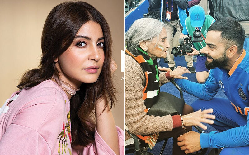 Anushka Sharma Is A Proud Wife As Virat Kohli's Gesture To An 87-Year Old Cricket Fan Wins Hearts