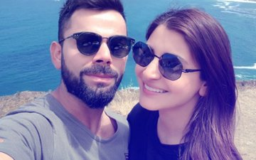 Sorry! No 'Koffee' for Anushka Sharma & Virat Kohli...