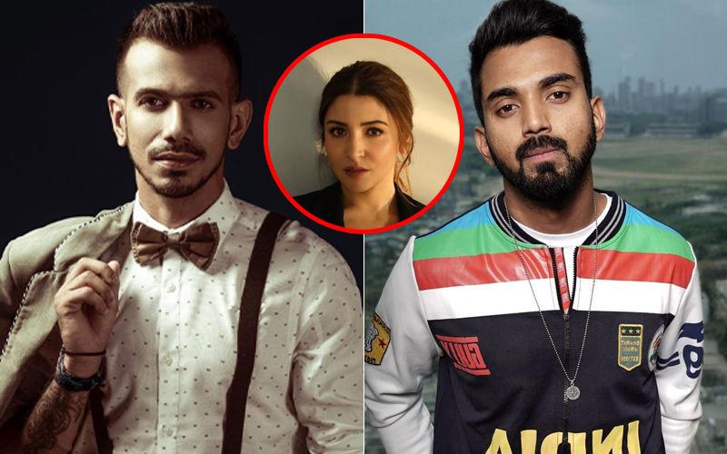 After Rohit Sharma Unfollows Anushka Sharma, KL Rahul And Yuzvendra Chahal Start Following The Actress