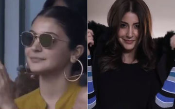 "Anushka Sharma Asking ""What Is The Signal For Four Runs?"" At India Vs Sri Lanka World Cup Match Has Twitterati Cracking Up"