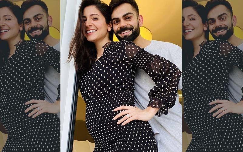 Preggers Anushka Sharma Flaunts Her Bare  Baby Bump In Latest Photoshoot; Virat Kohli Can't Stop Praising His 'Beautiful' Wife-8 Stunning Pics Inside