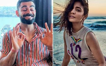Anushka Sharma Looks Ravishing In A Beachy Avatar; Leaves Virat Kohli Spellbound With Sizzling Snaps From Her Photoshoot