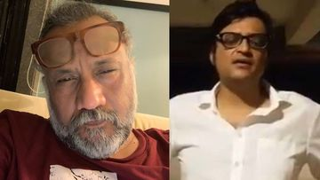 Anubhav Sinha BLASTS Arnab Goswami; Requests All The Journos To Give Him The 'Lifetime Achievement Award'