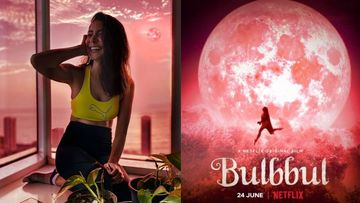 Bulbbul On Netflix: An Excited Anushka Sharma Shares Glimpse Of Spooky, Red Sky As Her Horror Film Releases Today