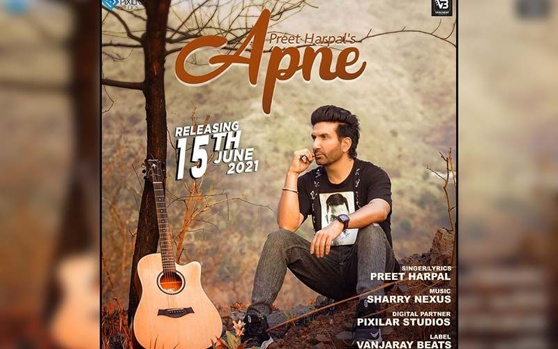Apne: Preet Harpal Impresses Everyone With His New Soulful Track; Shares A Reel Video On Insta