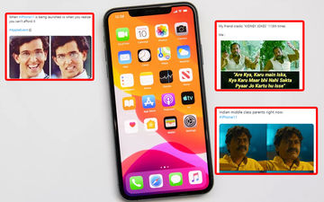 Apple iPhone 11 Launch: These Bollywood Memes On The Hefty Price Tag Of The Phone Are How-Larious