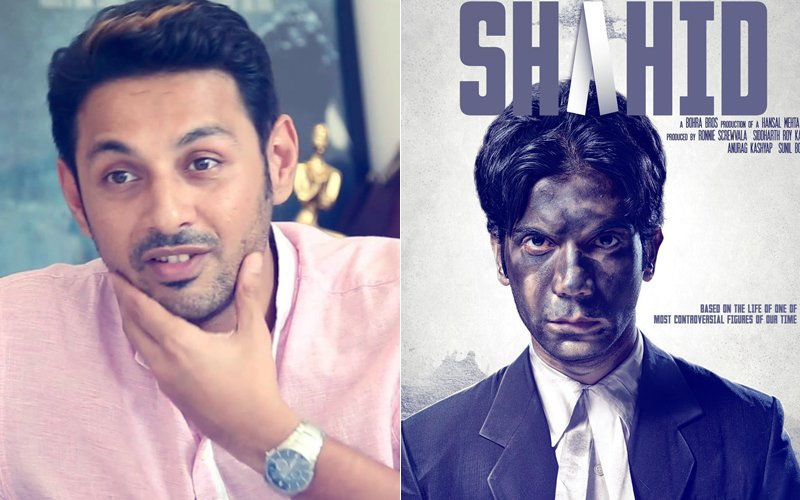 Simran Controversy: Writer Sameer Gautam Accuses Apurva Asrani Of Stealing Credits For Shahid, Labels Him A Hypocrite
