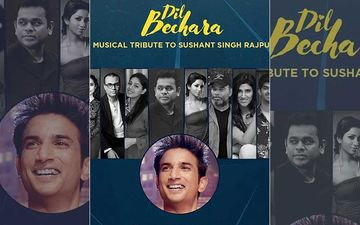 Dil Bechara Musical Tribute To Sushant Singh Rajput: AR Rahman's Melodious Vocals For Sushant Singh Rajput Will Leave You Misty Eyed- VIDEO