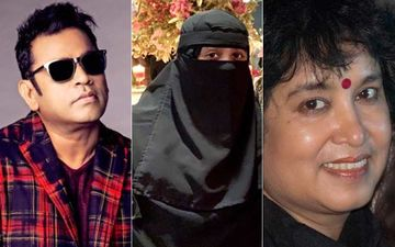 AR Rahman's Daughter Khatija Has THIS To Say To Taslima Nasreen, Who Feels 'Suffocated' To See Her In A Burqa